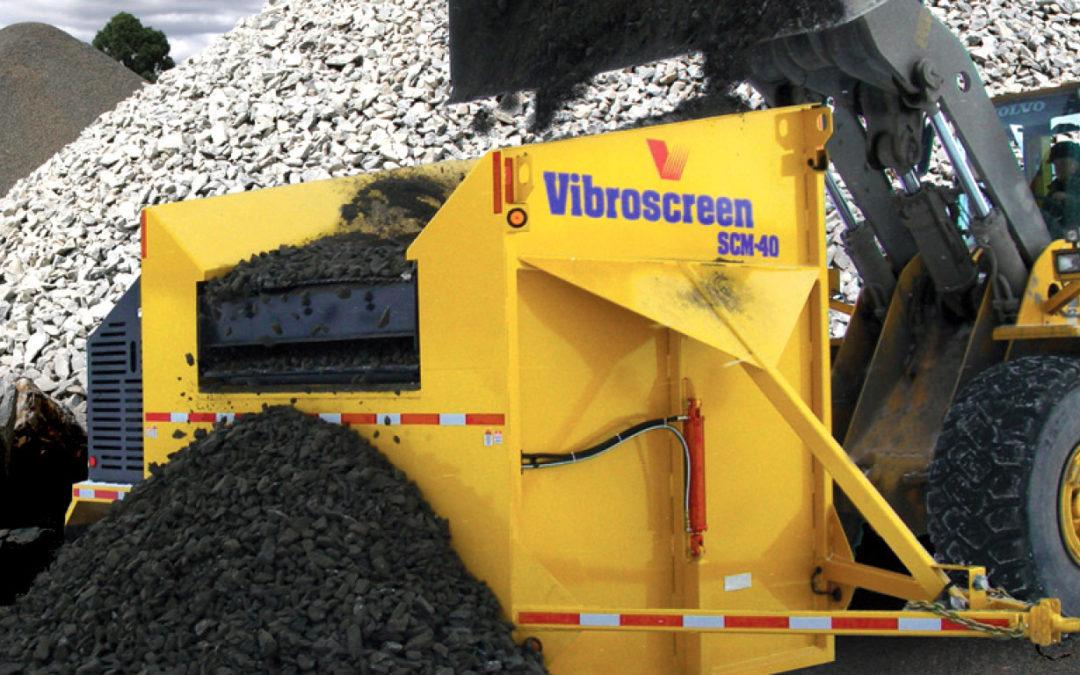 Vibroscreen SCM-40